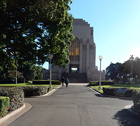 Anzac Memorial<br> Centenary Project