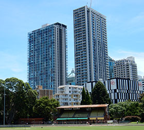 Meriton 'Centrium Apartments'<br> Chatswood